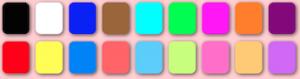 Color Picker カラー・ピッカー